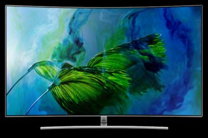TV Samsung - 65Q8C, QLED, QHDR 1500, 163 cm