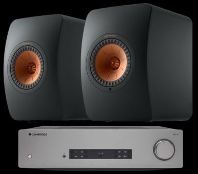 Pachet PROMO KEF LS50 Meta + Cambridge Audio CXA81