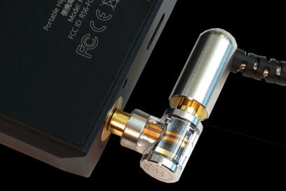 DD HiFi DJ44A adaptor 2.5mm la 4.4mm