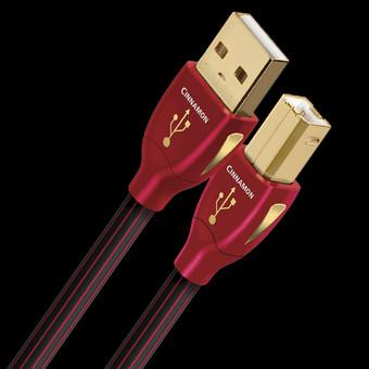 Cablu Audioquest Cinnamon USB A <> B Plug