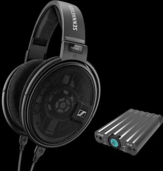 Pachet PROMO Sennheiser HD 660 S + iFi Audio xDSD
