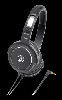 Casti Audio-Technica ATH-WS55i Negru, desigilat
