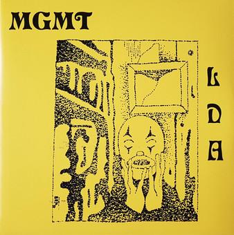 VINIL Universal Records MGMT - Little Dark Age
