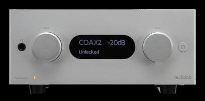 DAC Audiolab M-DAC+