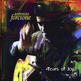 VINIL Naim Antonio Forcione: Tears Of Joy
