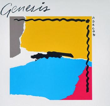 VINIL Universal Records Genesis - ABACAB