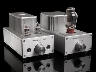 Amplificator casti Woo Audio WA6-SE