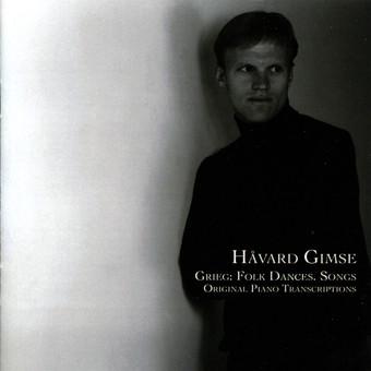 CD Naim Havard Gimse: Grieg