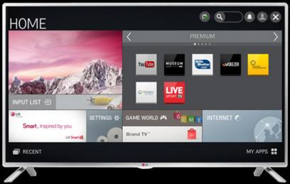 TV LG 32LB5700