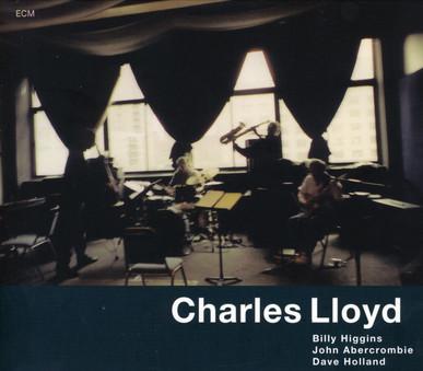 CD ECM Records Charles Lloyd: Voice In The Night