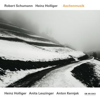 CD ECM Records Heinz Holliger - Robert Schumann / Heinz Holliger: Aschenmusik
