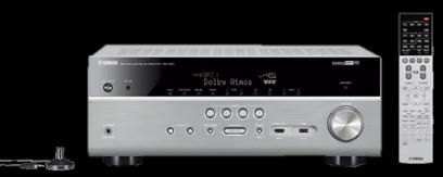 Receiver Yamaha MusicCast  RX-V681