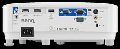 Videoproiector BenQ MS610
