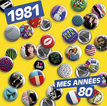 VINIL Universal Records Various Artists - Mes Annees 80: 1981