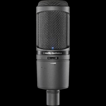 Microfon Audio-Technica AT2020USBi