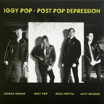 VINIL Universal Records Iggy Pop - Post Pop Depression