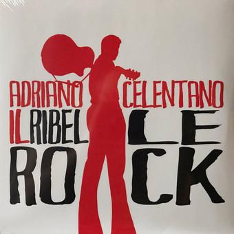 VINIL Universal Records Adriano Celentano - Il ribelle rock!