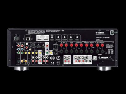 Receiver Yamaha RX-V771