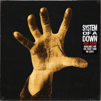 VINIL Universal Records System Of A Down - System Of A Down