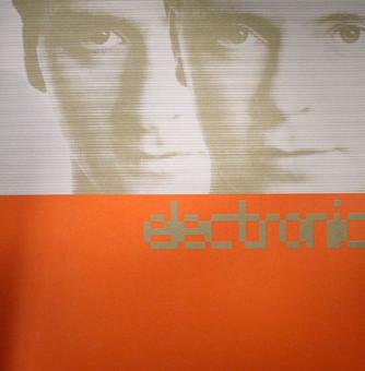 VINIL Universal Records ELECTRONIC - ELECTRONIC