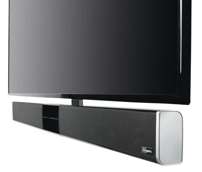 Suport TV Vogel's Next 8375 motorizat + soundbar