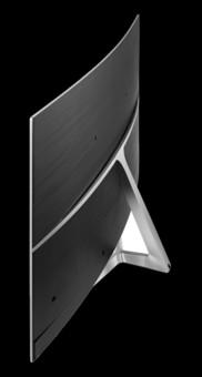 tv samsung 49mu9002 argintiu uhd curbat 123 cm la. Black Bedroom Furniture Sets. Home Design Ideas