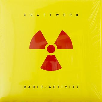 VINIL Universal Records Kraftwerk - Radio-Activity