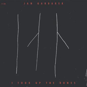CD ECM Records Jan Garbarek: I Took Up The Runes