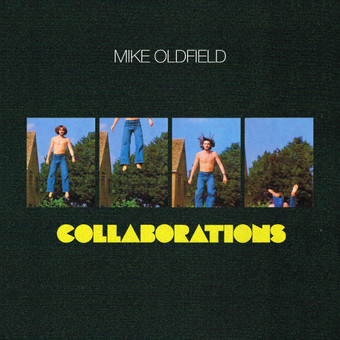 VINIL Universal Records Mike Oldfield - Collaborations