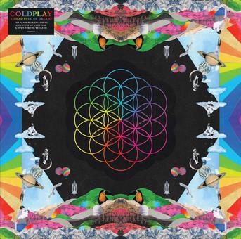 VINIL Universal Records Coldplay - A Head Full Of Dreams