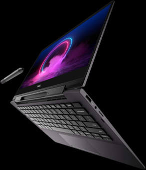 Laptop Dell  Inspiron 13 7000 2-in-1 (7391), Intel Core i7-10510U 4.9 GHz, 13.3 inch, UHD, 16GB RAM, 512GB SSD