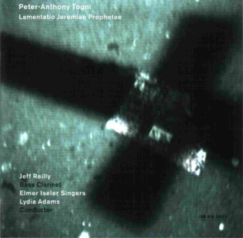 CD ECM Records Peter-Anthony Togni: Lamentatio Jeremiae Prophetae