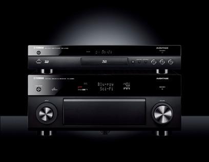 Blu Ray Player Yamaha BD-A1020