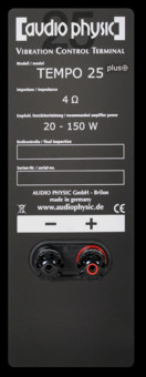 Boxe Audio Physic Tempo Plus