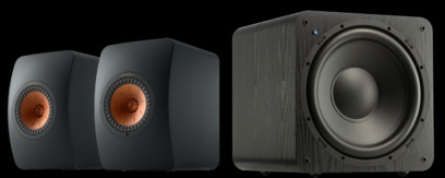 Pachet PROMO KEF LS50 Wireless II + SVS SB-1000