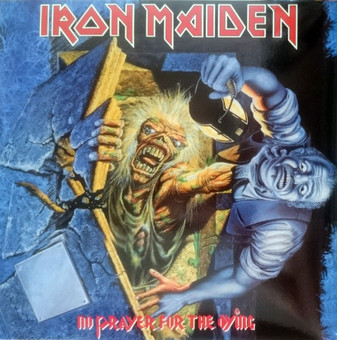 VINIL Universal Records Iron Maiden - No Prayer For The Dying