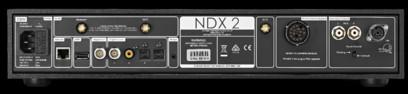 DAC Naim NDX2