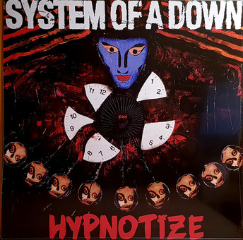 VINIL Universal Records System Of A Down - Hypnotize