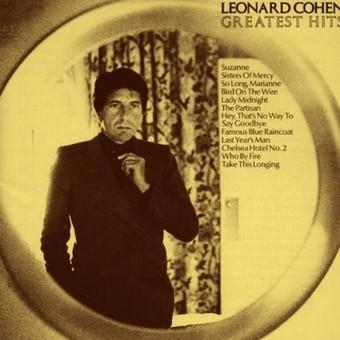 VINIL Universal Records Leonard Cohen - Greatest Hits