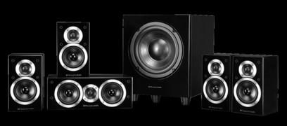 Boxe Wharfedale Moviestar DX-1SE 5.1 HCP