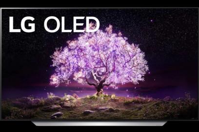 TV LG OLED 65C12LA