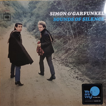 VINIL Universal Records Simon & Garfunkel - Sounds Of Silence