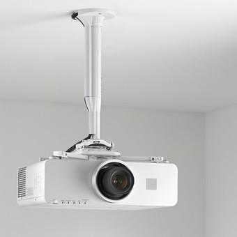 Suport videoproiector, KITEC030045W, Alb