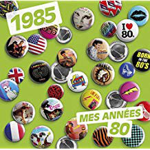 VINIL Universal Records Various Artists - Mes Annees 80: 1985