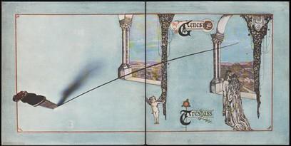 VINIL Universal Records Genesis - Trespass