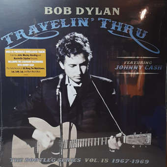 VINIL Universal Records Bob Dylan & Johnny Cash - The Bootleg Series Vol 15 - Travelin' Thru 1967-1969