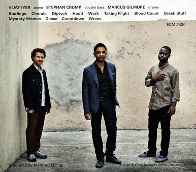 VINIL ECM Records Vijay Iyer: Break Stuff
