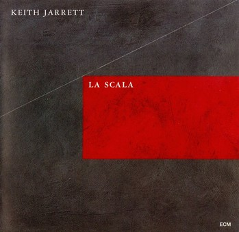 CD ECM Records Keith Jarrett: La Scala