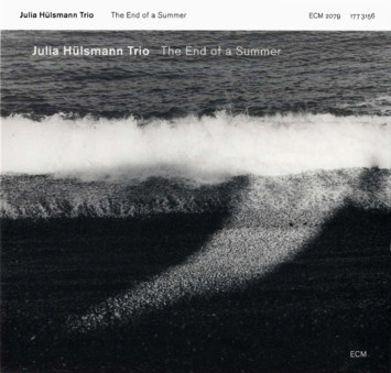 CD ECM Records Julia Hulsmann Trio: The End Of A Summer