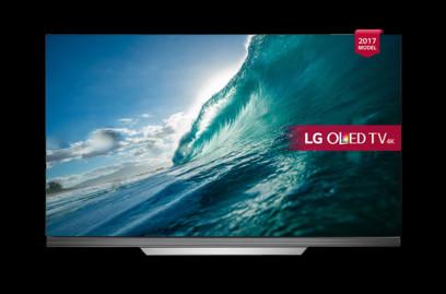 TV LG 65E7V, OLED, HDR, Dolby Vision, 164cm